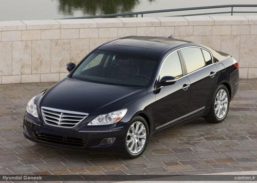 Hyundai genesis prada фото